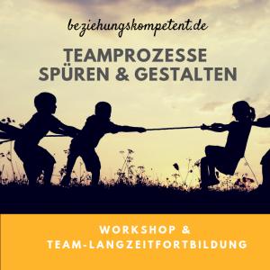 Teamprozesse spüren & gestalten @ Mirabellenhof