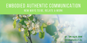 Embodied Authentic Communication