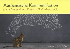 Authentische Kommunikation/authentic flow mit Angela Halvorsen Bogo @ Mirabellenhof